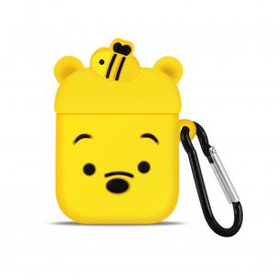 Reiko Design Case For Airpods In Yellow