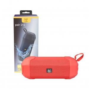 SH-9115 Wireless Speaker In Red