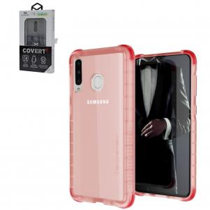Covert3 Rose  Ultra-Thin Clear Case for Samsung Galaxy A20 / A30 / A50
