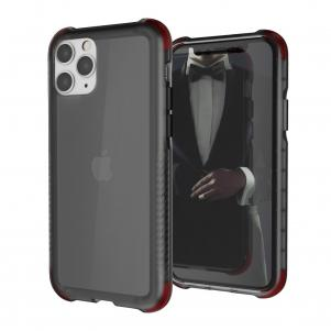 Ghostek Covert3 Smoke Ultra-Thin Clear Case for Apple iPhone 11 Pro