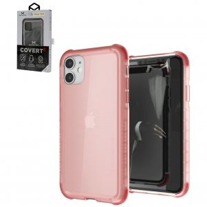 Covert3 Rose Ultra-Thin Clear Case for Apple iPhone 11