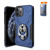 APPLE IPHONE 11 PRO MAX Case with Ring Holder In Blue