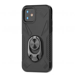 APPLE IPHONE 11 Case with Ring Holder In Black