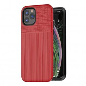 Reiko APPLE IPHONE 11 PRO MAX Lightweight Case In Red