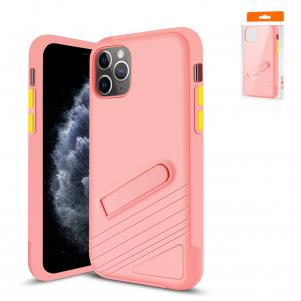 Reiko Apple iPhone 11 Pro Max Armor Cases In Pink