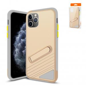 Reiko Apple iPhone 11 Pro Armor Cases In Gold