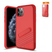Reiko Apple iPhone 11 Pro Armor Cases In Red