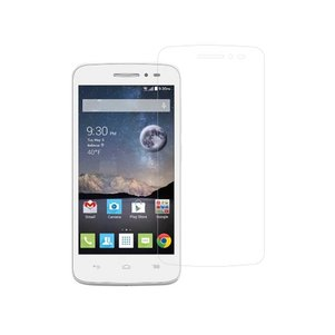 REIKO ALCATEL ONE TOUCH POP ASTRO TWO PIECES SCREEN PROTECTOR IN CLEAR