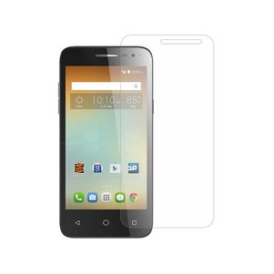 REIKO ALCATEL ONE TOUCH ELEVATE TWO PIECES SCREEN PROTECTOR IN CLEAR