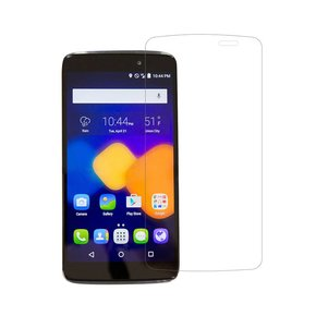 REIKO ALCATEL ONE TOUCH IDOL 3 5.5 TWO PIECES SCREEN PROTECTOR IN CLEAR