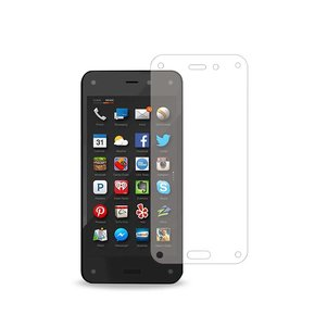 REIKO AMAZON FIRE PHONE TWO PIECES SCREEN PROTECTOR IN CLEAR