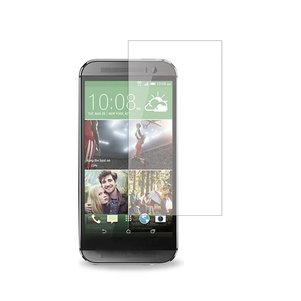 REIKO HTC ONE M8 TWO PIECES SCREEN PROTECTOR IN CLEAR
