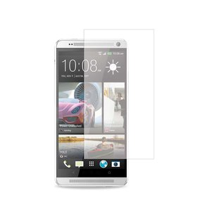 REIKO HTC ONE MAX T6 TWO PIECES SCREEN PROTECTOR IN CLEAR