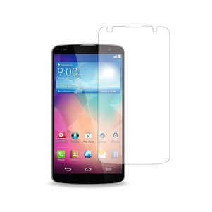 REIKO LG G PRO 2 TWO PIECES SCREEN PROTECTOR IN CLEAR