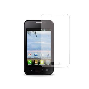 REIKO LG OPTIMUS FUEL TWO PIECES SCREEN PROTECTOR IN CLEAR