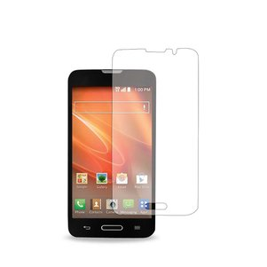 REIKO LG OPTIMUS EXCEED 2 TWO PIECES SCREEN PROTECTOR IN CLEAR