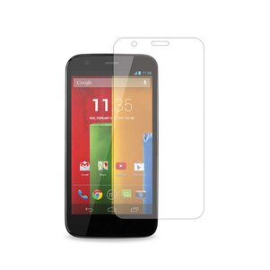 REIKO MOTOROLA MOTO G TWO PIECES SCREEN PROTECTOR IN CLEAR