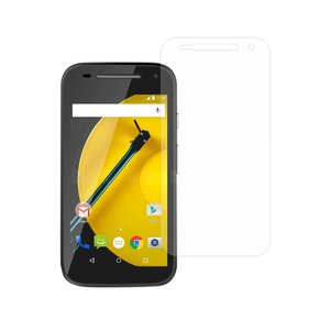 REIKO MOTOROLA MOTO E (2015) TWO PIECES SCREEN PROTECTOR IN CLEAR