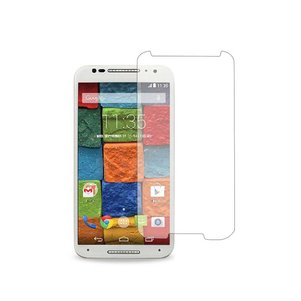 REIKO MOTOROLA MOTO X (2014) TWO PIECES SCREEN PROTECTOR IN CLEAR