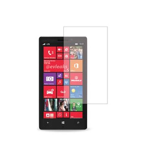 REIKO NOKIA LUMIA 929 TWO PIECES SCREEN PROTECTOR IN CLEAR