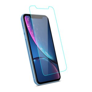 Reiko iPhone XR Tempered Glass Screen Protector In Clear