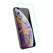 Reiko iPhone XS Max Tempered Glass Screen Protector In Clear