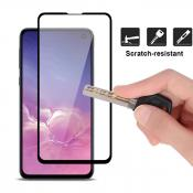 Reiko SAMSUNG GALAXY S10 Lite Tempered Glass Screen Protector In Clear