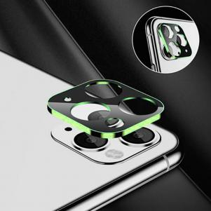 Reiko Apple iPhone 11 Pro/iPhone 11 Pro Max Camera Screen Protector In Green