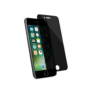 REIKO IPHONE 7/ 6/ 6S PRIVACY TEMPERED GLASS SCREEN PROTECTOR IN CLEAR