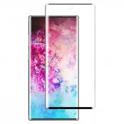 Reiko SAMSUNG GALAXY NOTE 10 PLUS 3D CURVED FULL COVERAGE TEMPERED GLASS SCREEN PROTECTOR