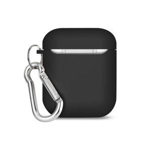 Reiko Silicone Case for Airpod in Black