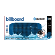 Billboard water resistant bluetooth speaker with IPX5 and Access Siri funtion
