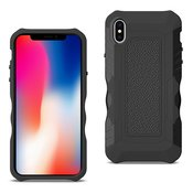 APPLE IPHONE X Front Cover Case In Black