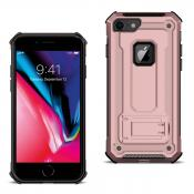 APPLE IPHONE 8 Case With Kickstand In Rose Gold
