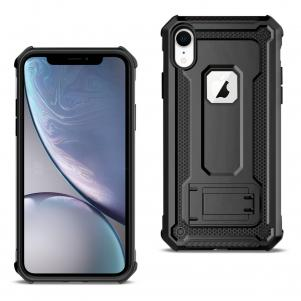 APPLE IPHONE XR Case With Kickstand In Black