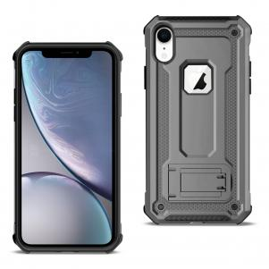 APPLE IPHONE XR Case With Kickstand In Gray