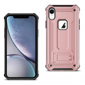 APPLE IPHONE XR Case With Kickstand In Rose Gold
